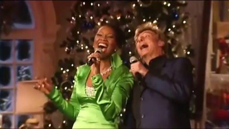 Barry Manilow, Yolanda Adams & Clay Aiken - Santa Claus is coming to town - YouTube