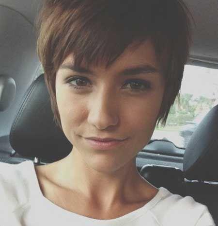 Short Pixie Haircuts 2014 � 2015 | http://www.short-haircut.com/short-pixie-haircuts-2014-2015.html