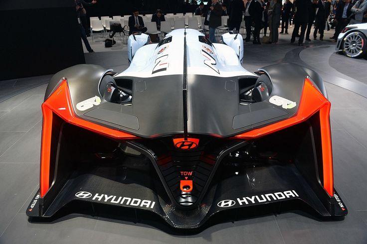 The Jaw-Dropping Hyundai N 2025 Vision Gran Turismo Concept