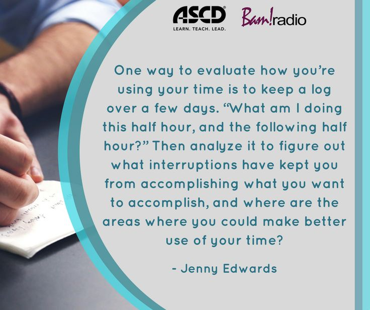 How can you learn to better manage your time, so you can accomplish the most important tasks? Listen to this podcast for some quick tips.