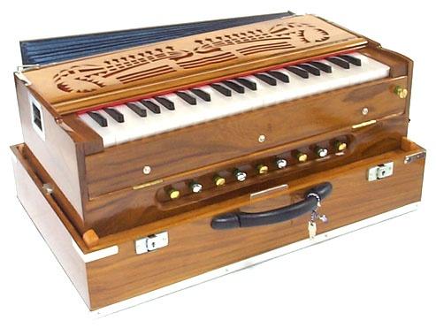 A Harmonium- an Indian instrument