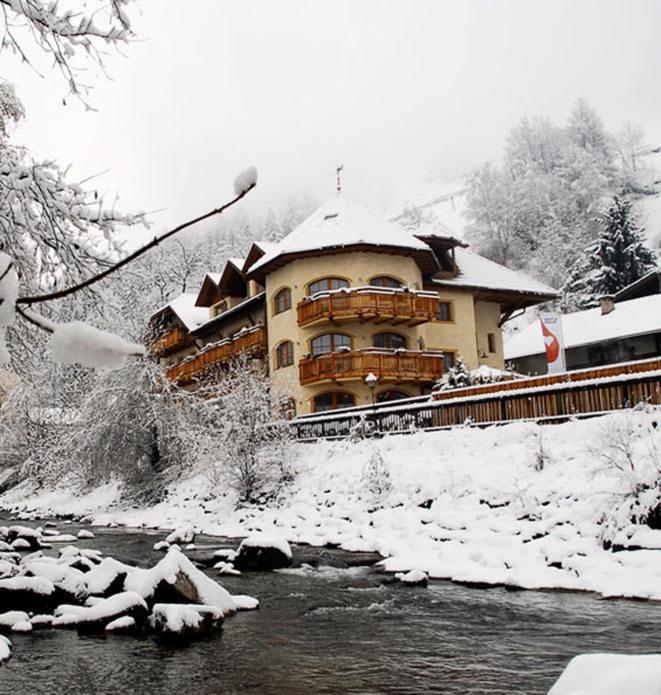 Hotel Eindrücke im Winter im Ahrntal