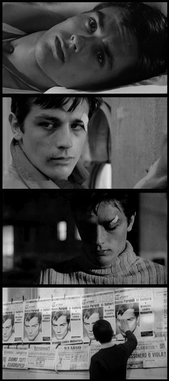 Rocco e i Suoi Fratelli (Rocco and his brothers), 1960 (dir. Luchino Visconti)
