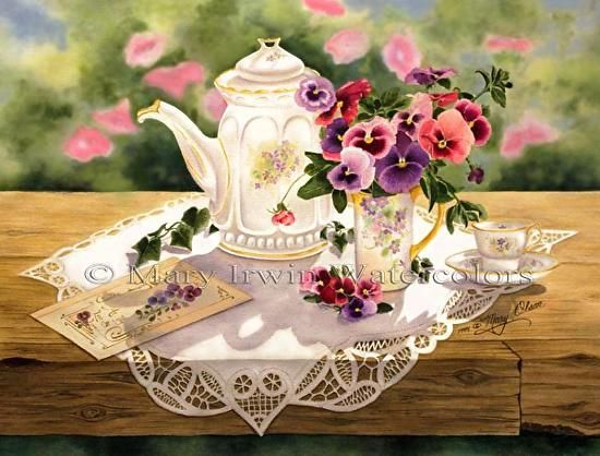 """Mary Irwin 