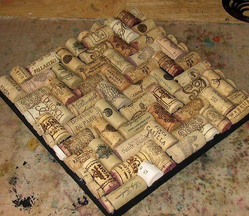25 best ideas about wine cork trivet on pinterest cork for Wine cork crafts guide