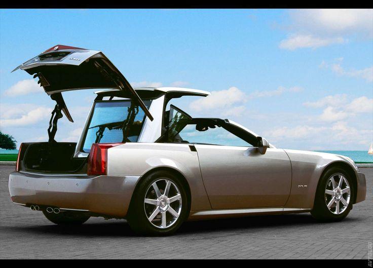 Галерея 2004 Cadillac XLR. 44 свежих и актуальных фотографий. Пресс-релиз, рейтинг, заметки на тему 2004 Cadillac XLR