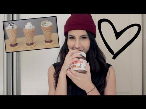 Postre de Nutella ♥ Tutorial fácil {+reto-moraleja-let'splay} - YouTube