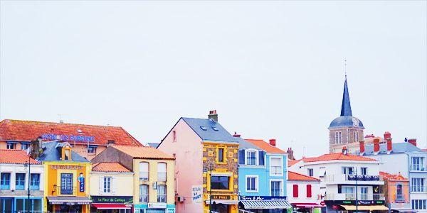 Sable d'Olonne; ville balnéaire à seulement 3h en voiture de Bordeaux