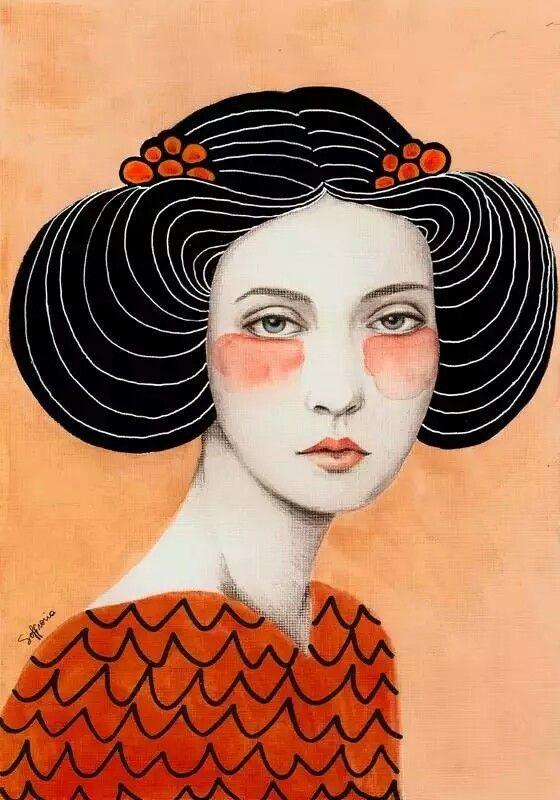 Pencil Portrait Mastery - Sofia Bonati - Illustration - Discover The Secrets Of Drawing Realistic Pencil Portraits