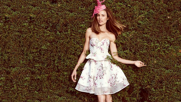 Spring Racing Style Guide