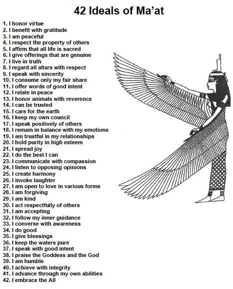 Laws of Ancient Egypt