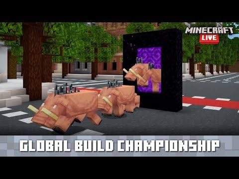 Get Ready For The Minecraft Education Global Build Championship Techmash Education Minecraft Building