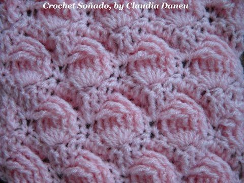 """COMBED CABLES"" CROCHET II / ""OCHOS PEINADOS"" CROCHET II - YouTube"