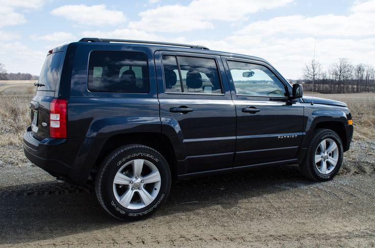 Best Jeep Patriot Latitude Reviews