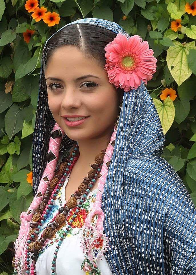 Belleza mexicana.