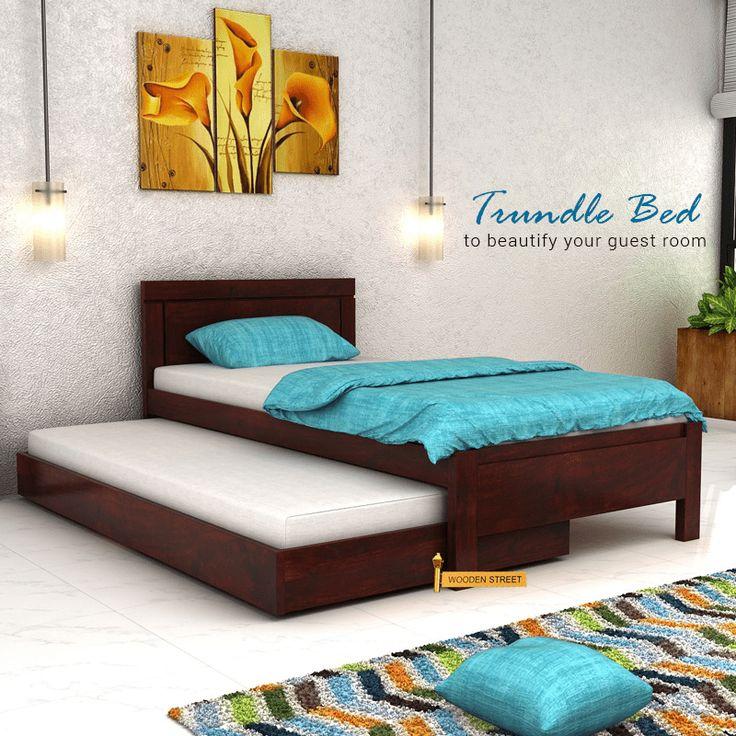 27 best Single Beds images on Pinterest | Single beds, Log furniture ...