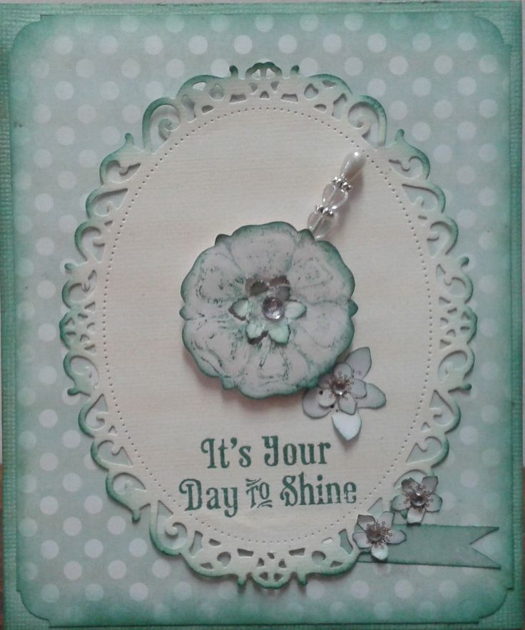 I'ts your day to Shine Card