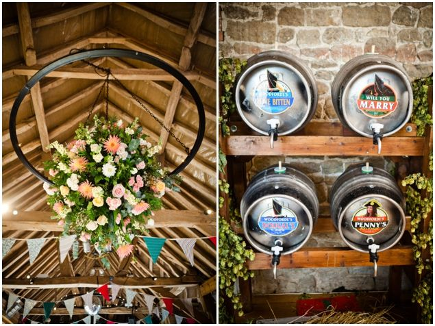 Rustic Barn Festival Wedding.. of my dreams, woww amazing british wedding :)