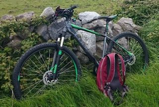 Ireland's Premier Online Bicycle Register: Stolen Bike - Cube Analog
