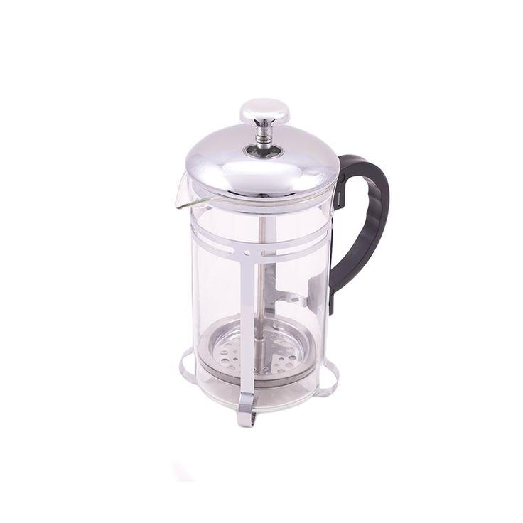 Pour un bon café à l'ancienne cette cafetière est l'alliée parfaite  Rien de tel qu'une cafetière à piston pour redécouvrir les arômes et les saveurs d'un café de tradition. Ce modèle permet de faire 6 tasses de café.