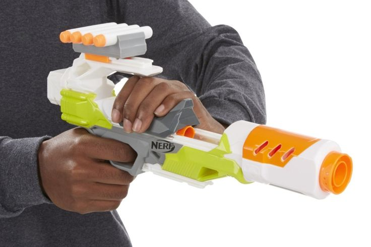 nerf modulus ionfire performance