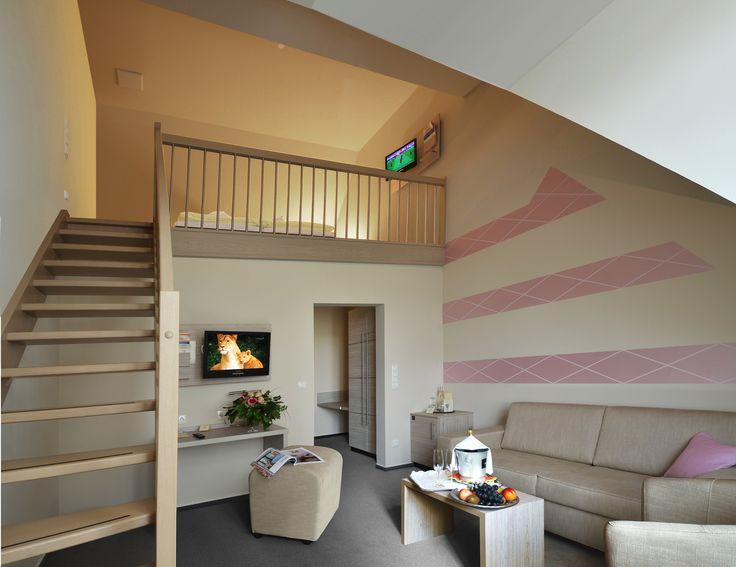 Das AKZENT Hotel Haus Surendorff in Bramsche verfügt über 4 Junior Suiten