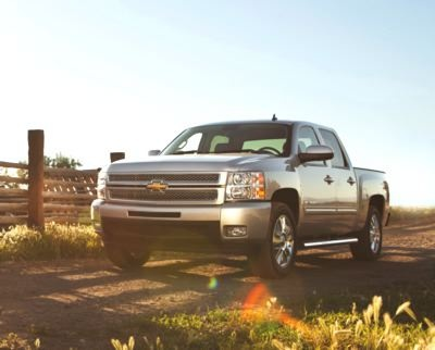 Chevrolet News - United States - Photos 2013 Silverado