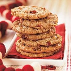White Chocolate-Oatmeal-Raisin Cookies | COOKIES & BARS | Pinterest