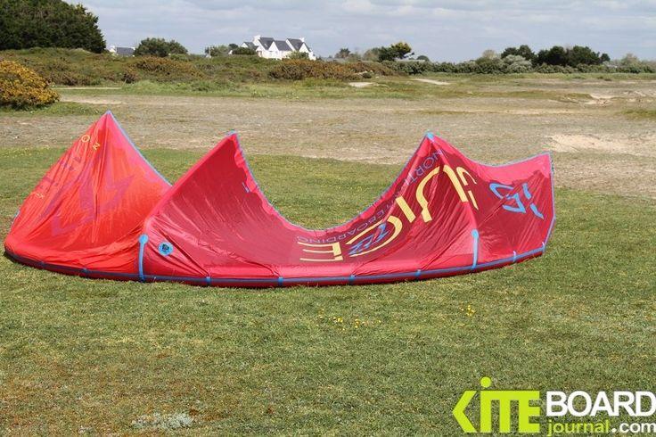 Test North Juice 15 2015 - KiteboardJournal - 15/06/2015  #kite #kitesurf #kiteboarding #testmateriel #kiteboardjournal