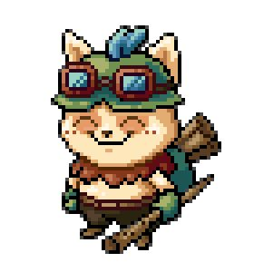 It's me, your friend S̶a̶t̶a̶n̶ Teemo