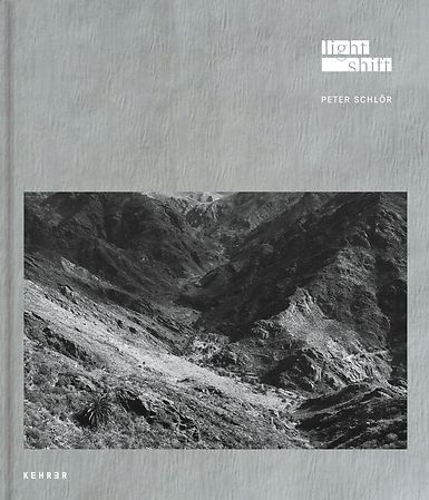 """In Peter Schlör's book """"Light Shift,"""" elements unnoticed at first glance gradually emerge in what initially seemed to be abstract black-and-white fields. The landscape in Turkey or the Canary Islands that was at first perceived as """"untamed nature"""" turns out to be a civilized landscape—attesting to the intervention of human hands. By harking back to the grand tradition of landscape painting, Peter Schlör restores to photography its original description as """"héliogravure"""": drawing with light."""