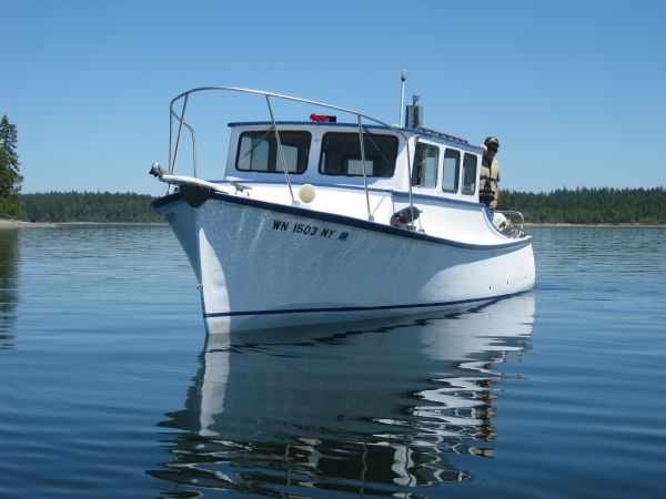 Lobster boat | Two if by sea | Pinterest
