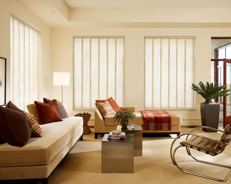 Best Patio Sliding Door Vertical Treatment Options Images - Hunter douglas blinds for patio doors