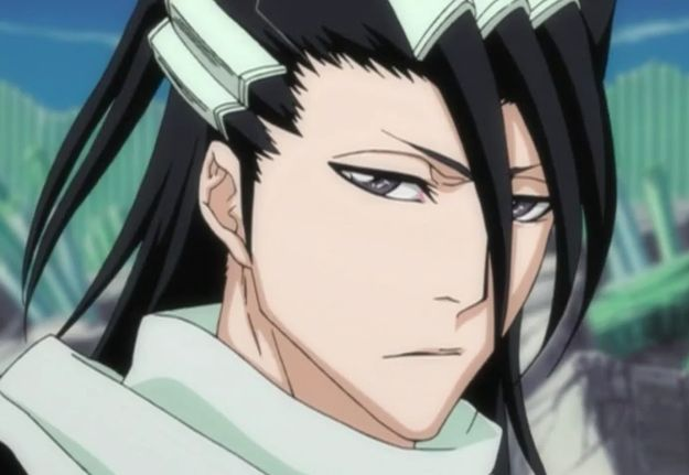 "I got Byakuya Kuchiki from ""Bleach""! Which Hot Male Anime Character Will You End Up Marrying?"