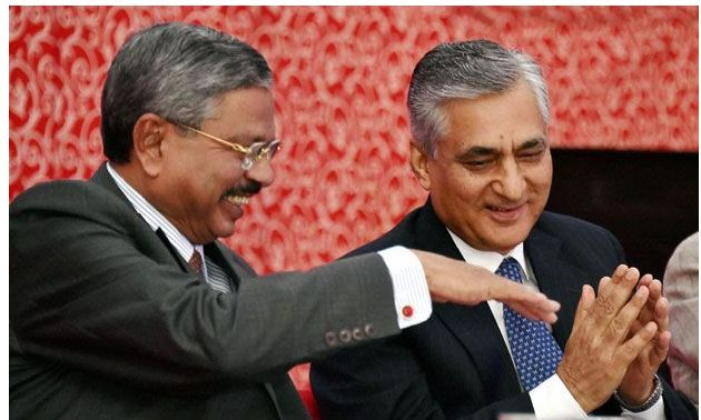 Justice T S Thakur sworn in as 43rd Chief Justice of India