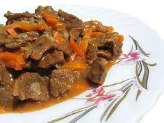 78. Либжэ - мясо тушеное по-кабардински