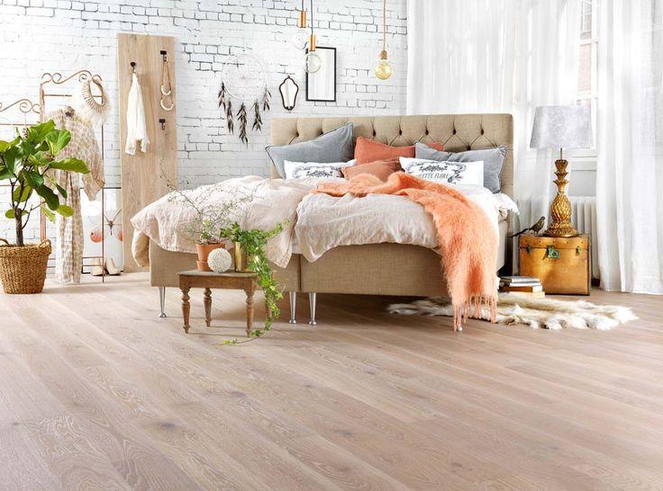 It's all about the floor. VINTAGE OAK UPPSALA | Tarkett