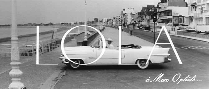Shot in Nantes and La Baule, France. 'Lola' a movie from Jacques Demy, 1961.