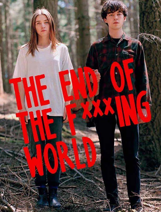 مسلسل The End of the F***ing World موسم 1 حلقة 3