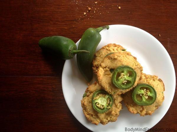 Gluten-Free Vegan Jalapeno Cheddar Cornbread
