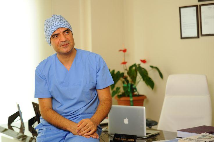 Doç. Dr. Serkan Yıldırım'ın estetik cerrahi felsefesiyle tanışmak için draesthetic Klinik'e uğrayın.