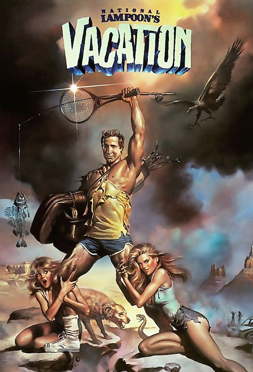 National Lampoon's Vacation, Movie Poster