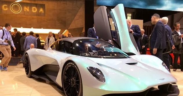 سيارة جيمس بوند القادمة ستكون نسخة خارقة قيمتها 1 2 مليون دولار كشفت أستون مارتن عن نسختها Valhalla الخارقة والتي ستظهر في أحدث Sports Car Car Vehicles