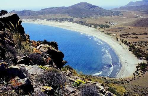 Playa de los Genoveses (Parque Natural Cabo de Gata)