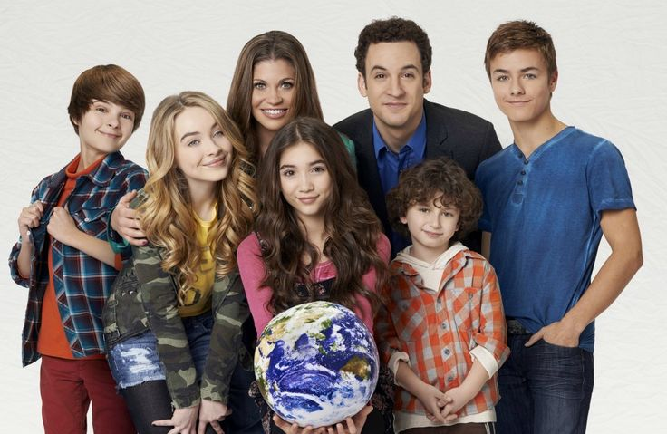 GIRL MEETS WORLD IS HERE!