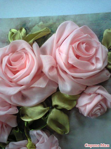Розы (Sonie Ames)