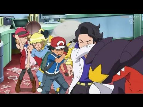 [FULL] Pokemon X and Y Episode 68    The Coveted Mega Evolution!