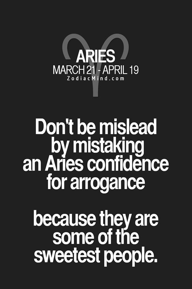 Aries SO confident & Sweet Aries zodiac facts, Aries