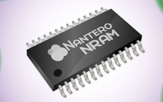La velocissima memoria NRAM, ecco cos'e` I computer del futuro saranno dotati di una memoria veloce come la RAM i cui dati, pero`, non si cancelleranno. Si chiama NRAM sigla che sta per Non Volatile RAM. Realizzata in nanotubi di carbonio e #ram