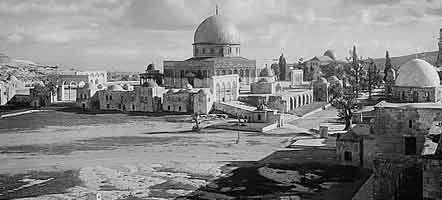The Temple Mount, Jerusalem, Palestine, 1900